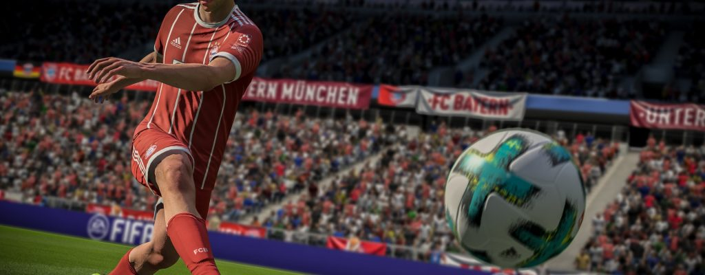 FIFA 18: Neues Update 1.09 behebt Menü-Lag – Hier sind die Patch-Notes