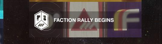fraktions rallye