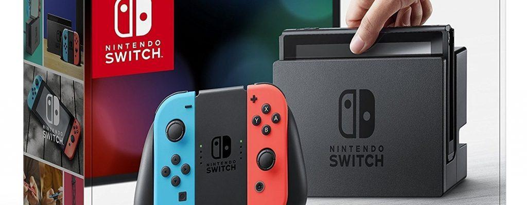Nintendo Switch + 1-2-Switch im Angebot bei Saturn