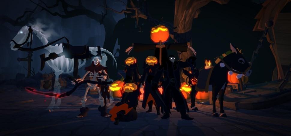 Albion Online Halloween 2