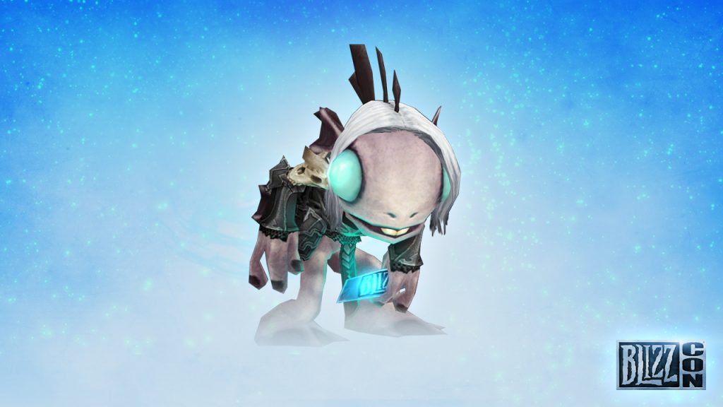 BlizzCon 2017 Belohnung Diablo3