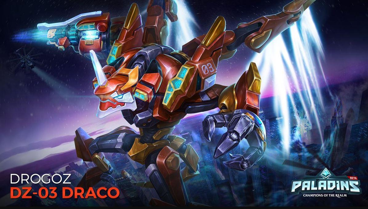 DZ 03 Draco Drogoz