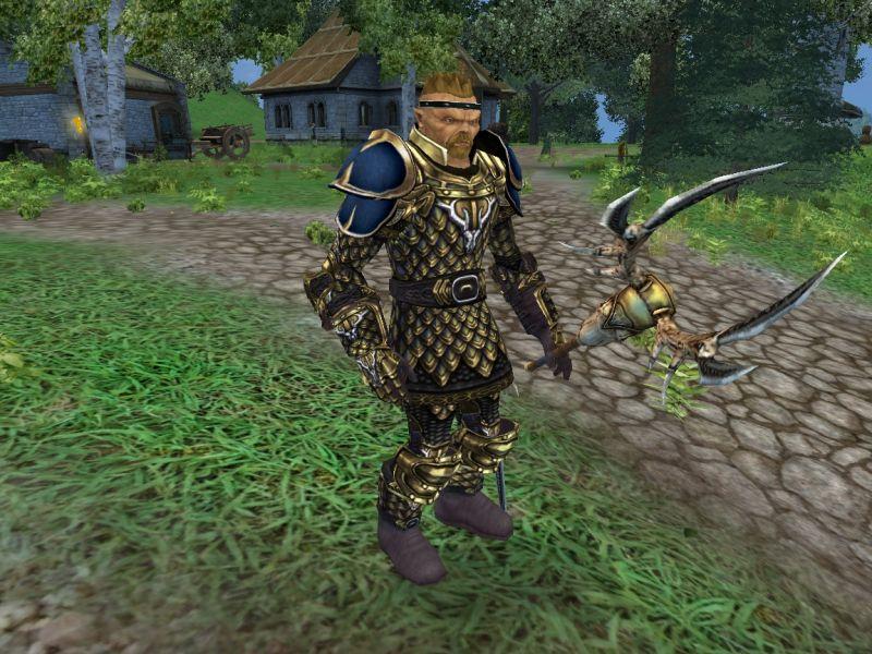 Dark Age of Camelot Hibernia-Hero1