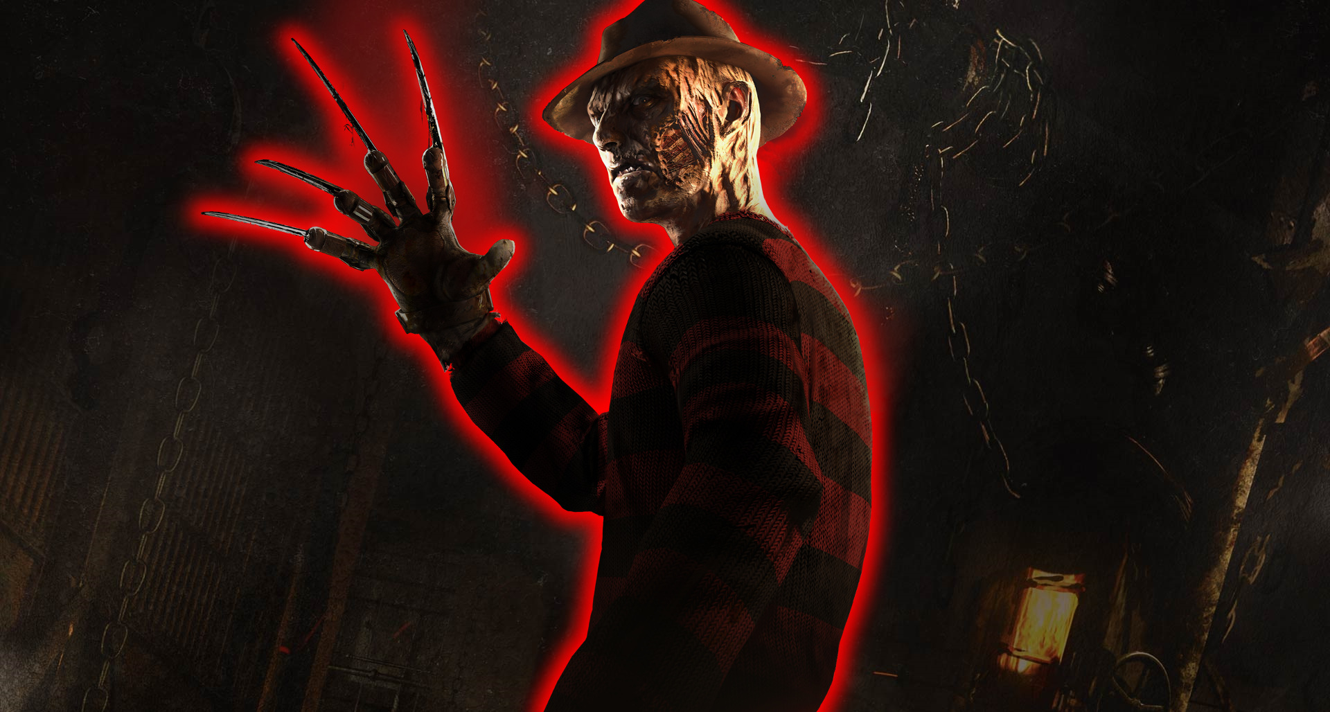 Dead by Daylight Freddy