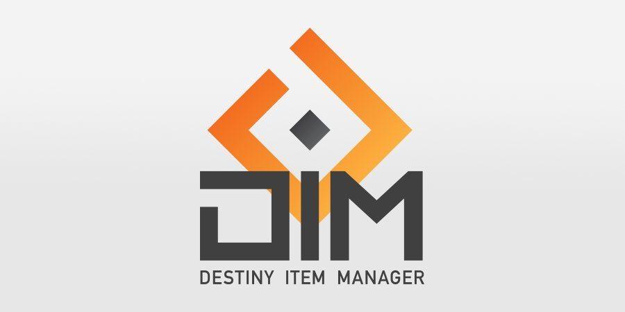 Destiny Item Manager