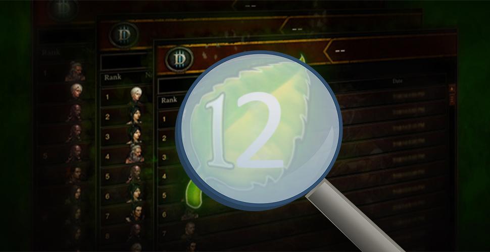 Diablo 3 Season 12 Titel