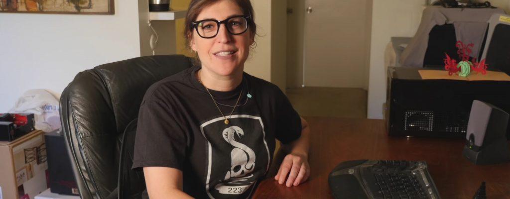 Star aus Big Bang Theory spielt als Katze in The Elder Scrolls Online
