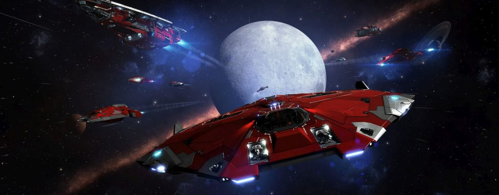 Elite Dangerous Beyond startet bald in die Beta – mit neuen Coop-Missionen