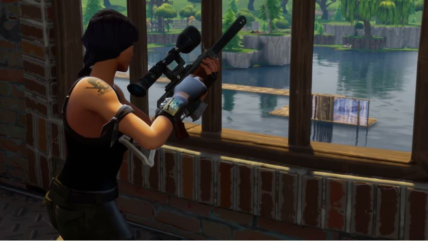Fortnite-Battle-Royale-Sniper