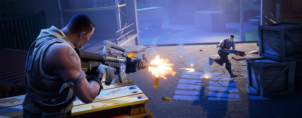 Fortnite: Battle Royale – Neues Waffensystem kann getestet werden!