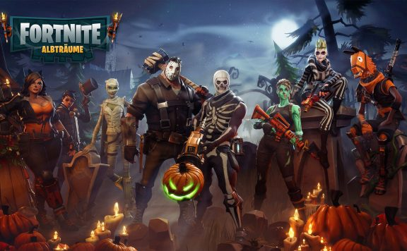 Fortnite Halloween