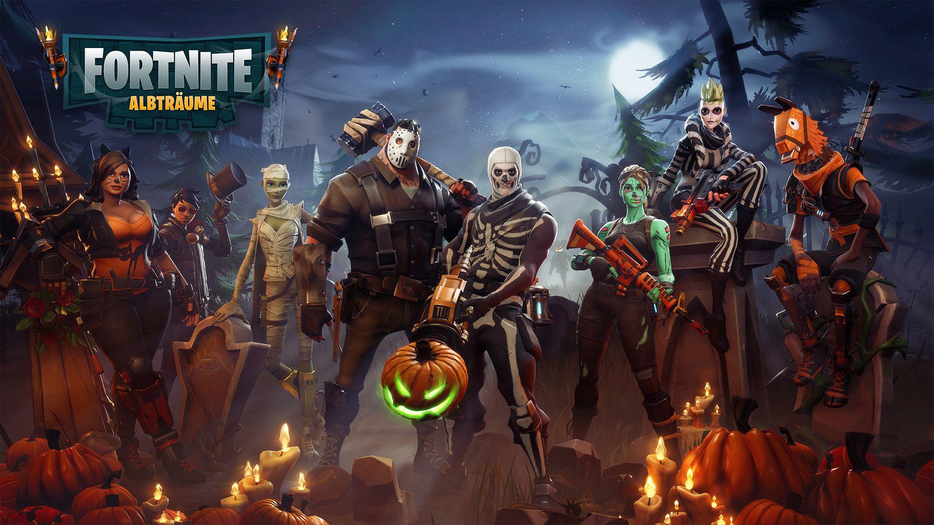 Fortnite Halloween