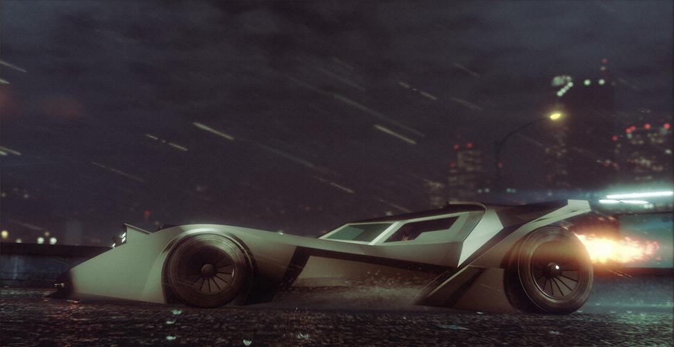 GTA 5 Online Batmobil2