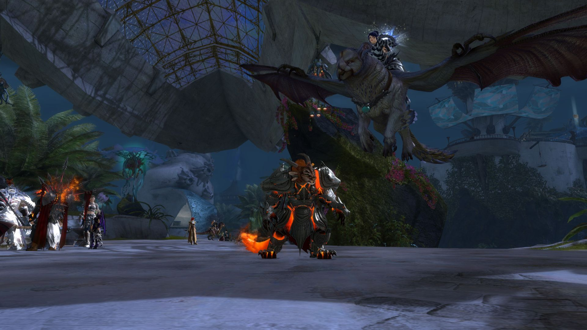 Guild Wars 2 PoF Greif 02