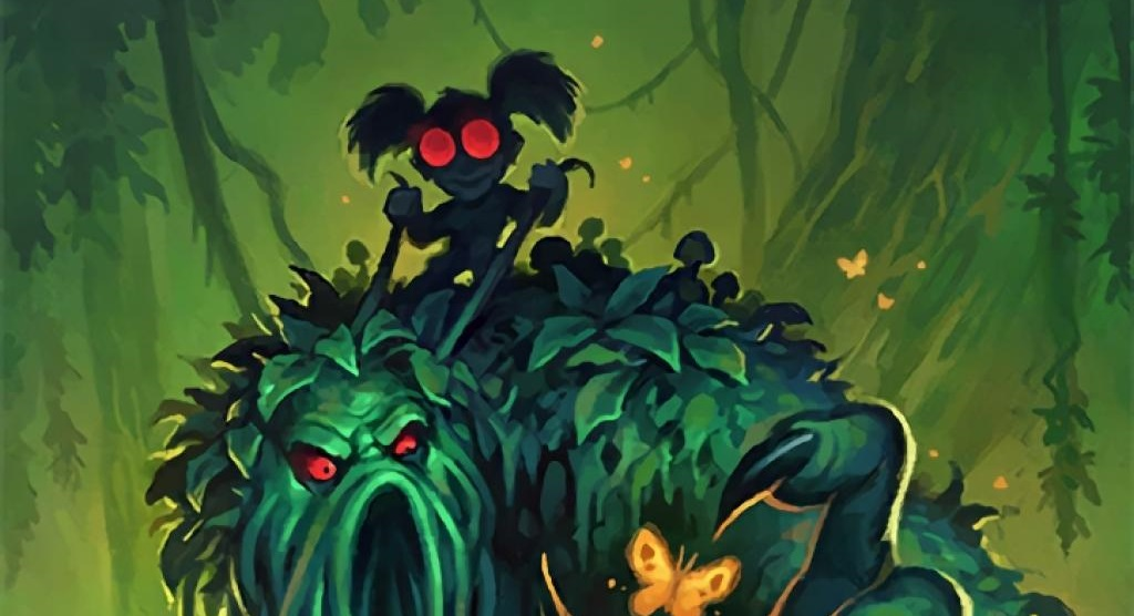 Hearthstone Bog Creeper Nemsy
