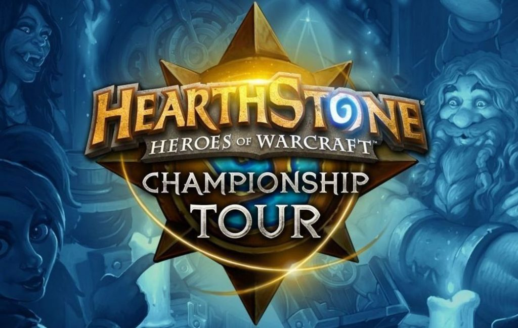 Hearthstone HCT CHampionship Tour Logo 4