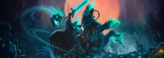 Heroes of the Storm Smashing Pumpkins Headless Horseman