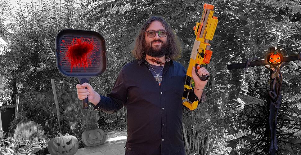 Jürgen Halloween