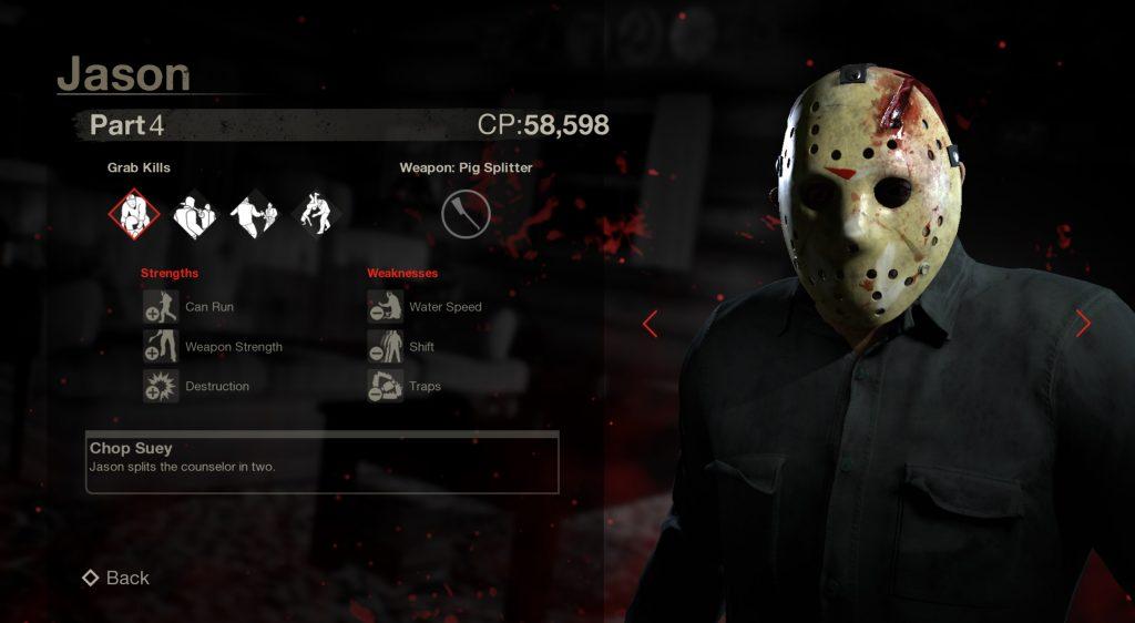 Jason Part 4