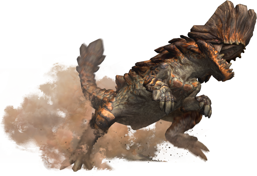 MHW-Barroth