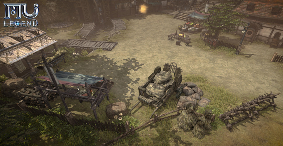 Mu Legend Screenshot Farm