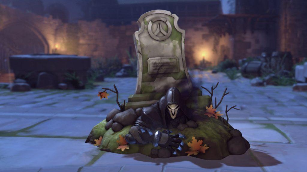 OVerwatch Reaper Tombstone