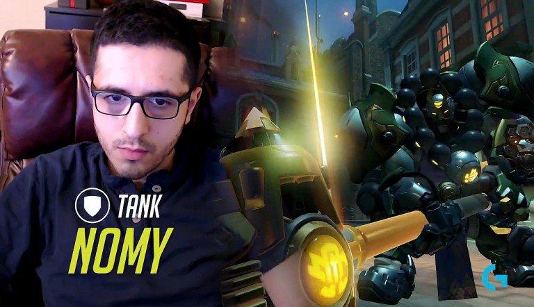 Overwatch COntenders Finals NOmy Tank