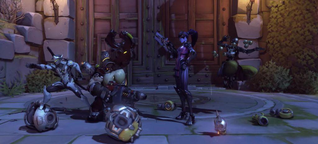 Overwatch Halloween Event 2017 Junkensteins Revenge new heroes