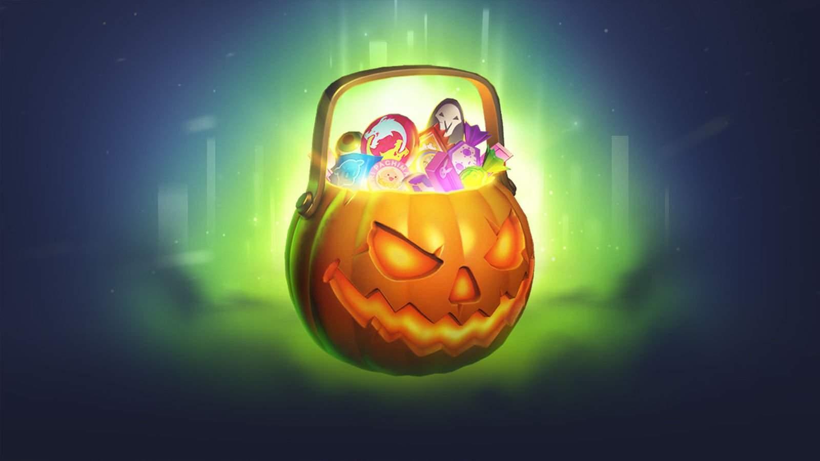 Overwatch Halloween Lootboxen