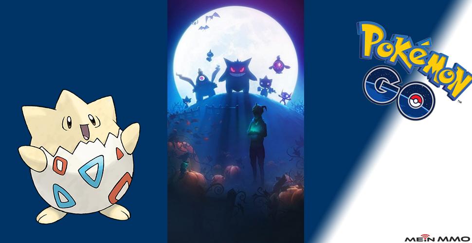 Pokémon GO Halloween Titel3
