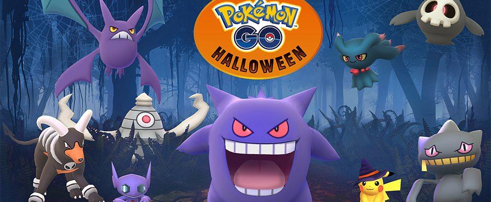 Pokémon GO Halloween-Event Ende: Die letzten Stunden laufen, beeilt Euch!