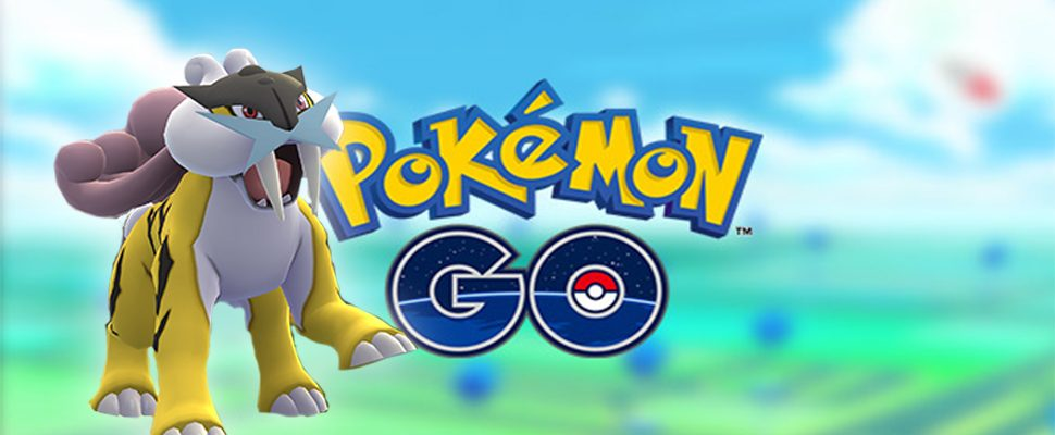 Pokémon GO: Raikou kommt durch die Feldforschung im August zu Euch