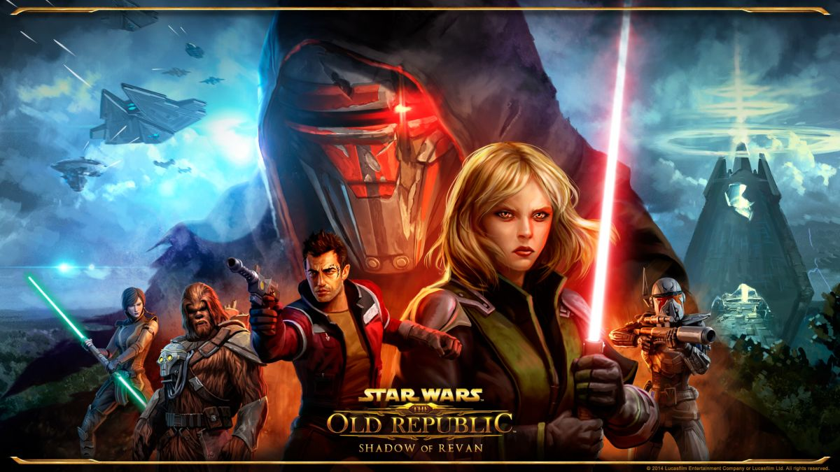 SWTOR Shadow of Revan Keyart Resize