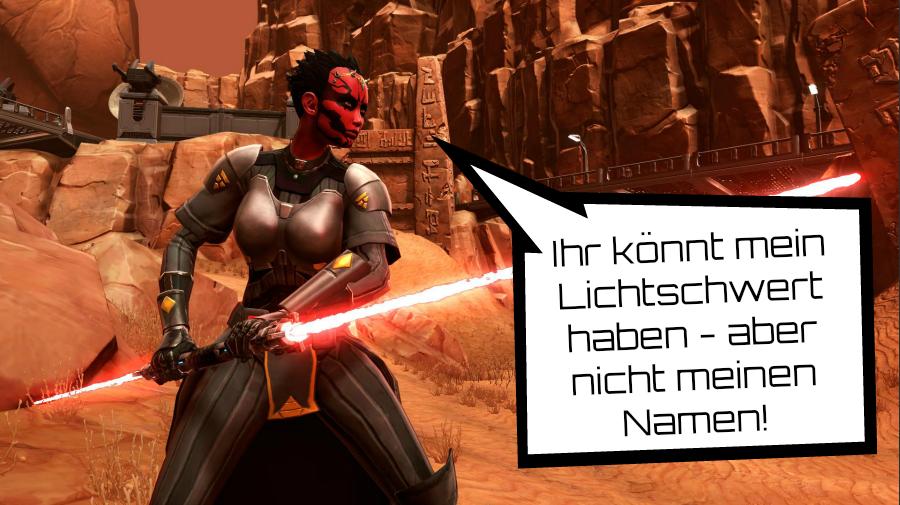 Sith Name