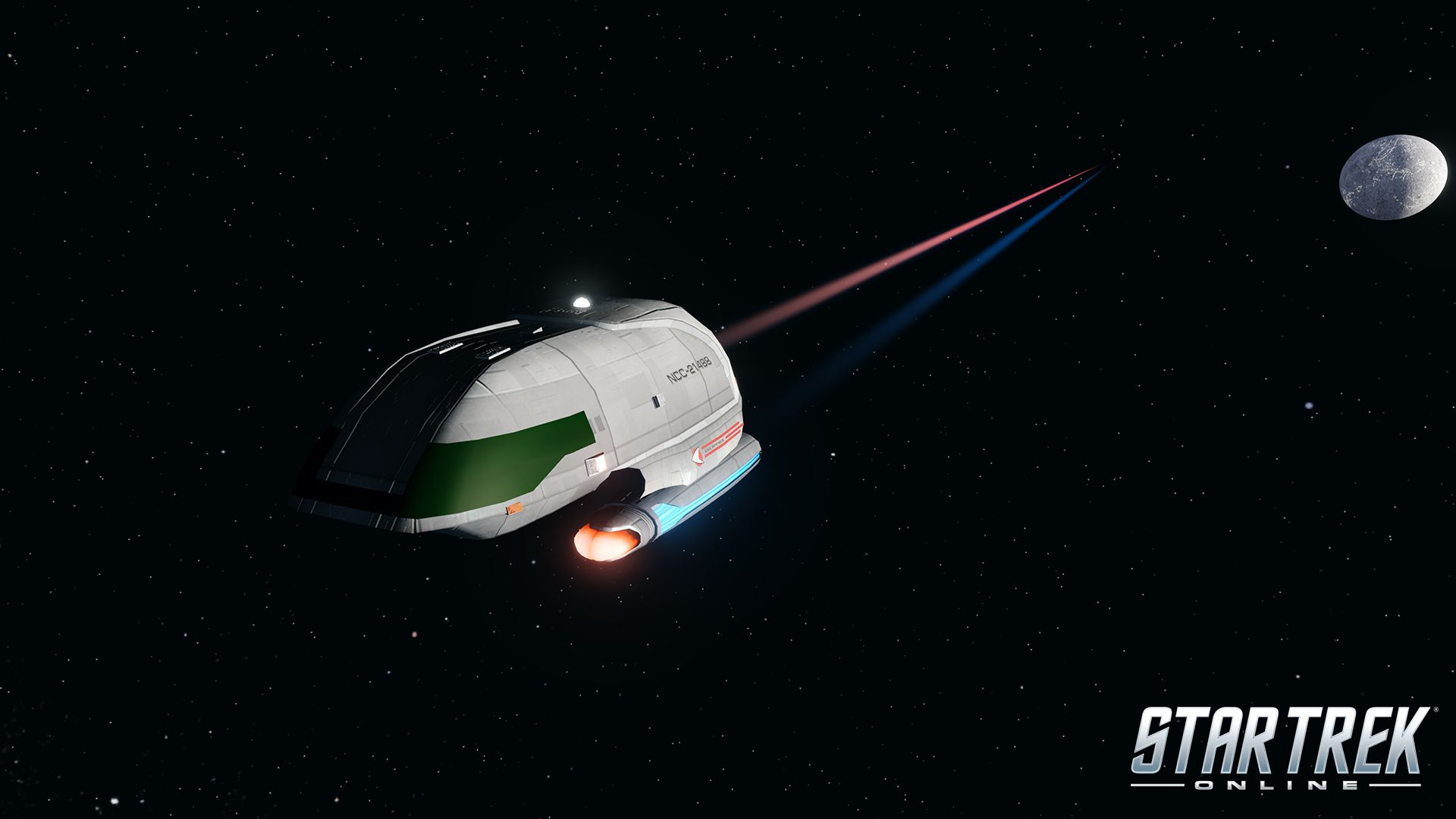 Star Trek Online TNG Shuttle 01