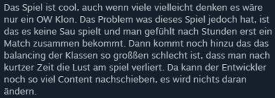 Lawbreakers Steam Bewertung
