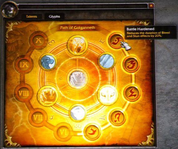 WOrld of Warcraft PAth of Titans Golganneth von wowwiki