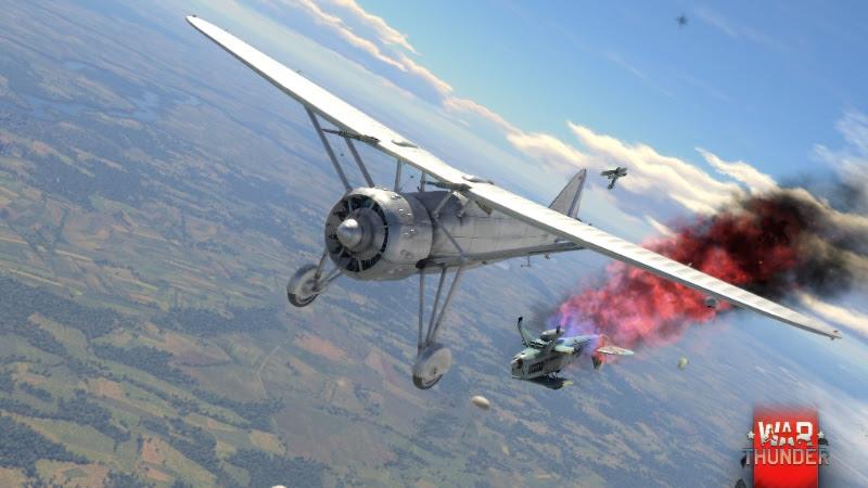 War Thunder Franzose 02