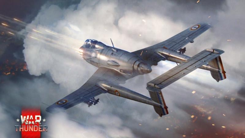 War Thunder Franzose 03
