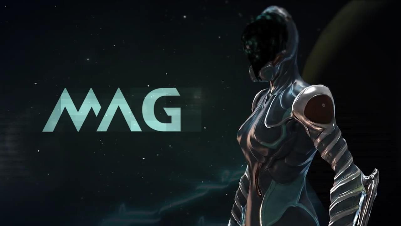 Warframe-Mag