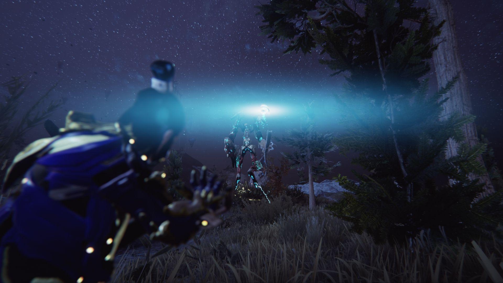 Warframe eidolon hunt 06