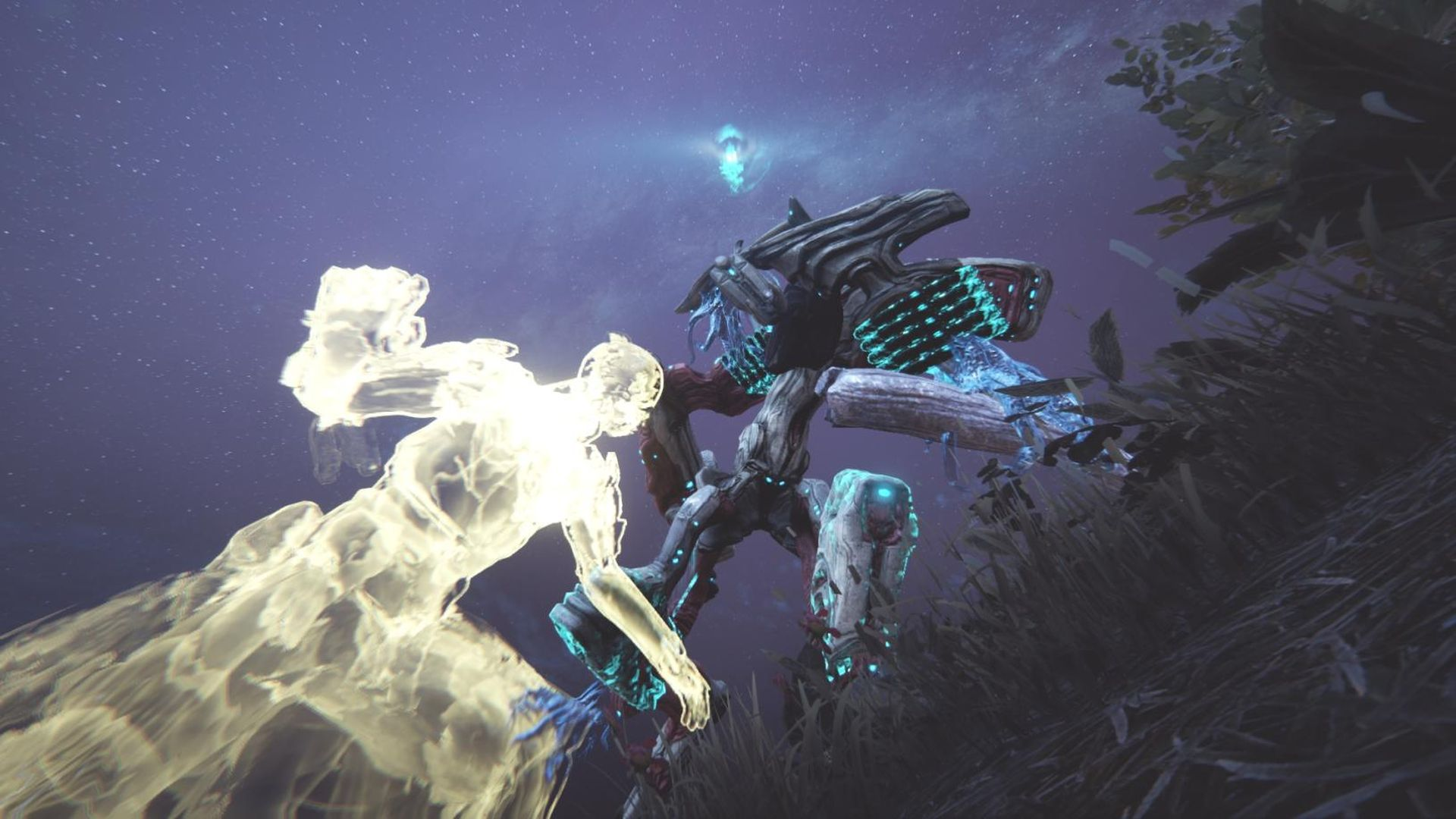 Warframe eidolon hunt 14