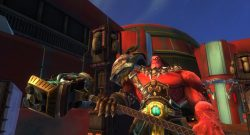 Wildstar Warplots big red dude