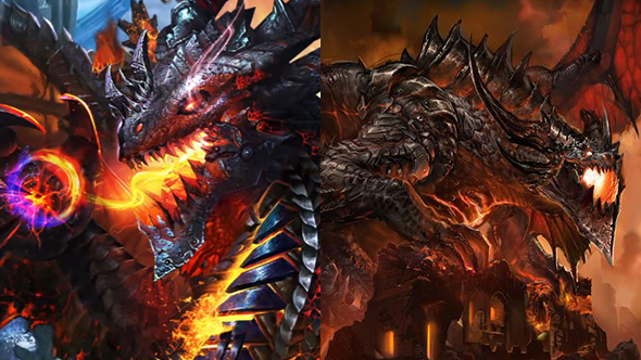WoW Dragon Glory Deathwing