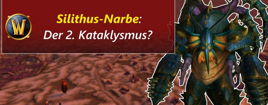 WoW: So sieht die Silithus-Narbe im Spiel aus