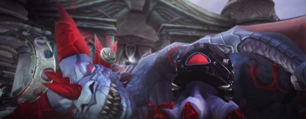 Eine Geschichte von Drei Drachen: World of Warcraft Lore