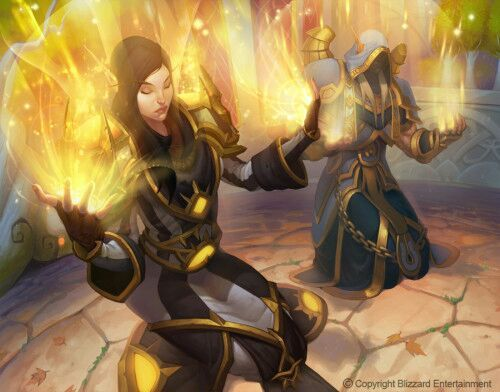 World of Warcraft wow Discipline Priest 2