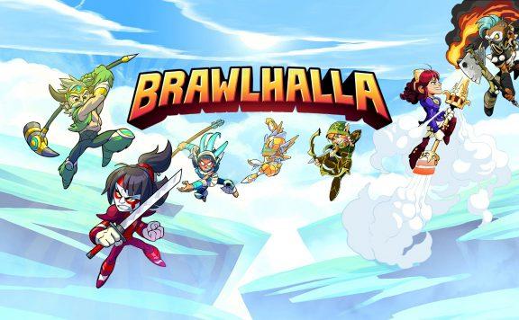 brawlhalla-Titel