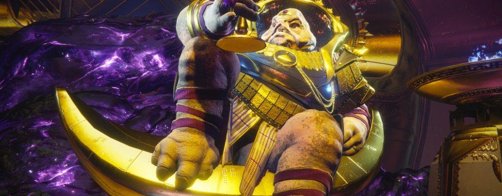 So abgedreht wurde noch kein Raid-Boss in Destiny 2 besiegt