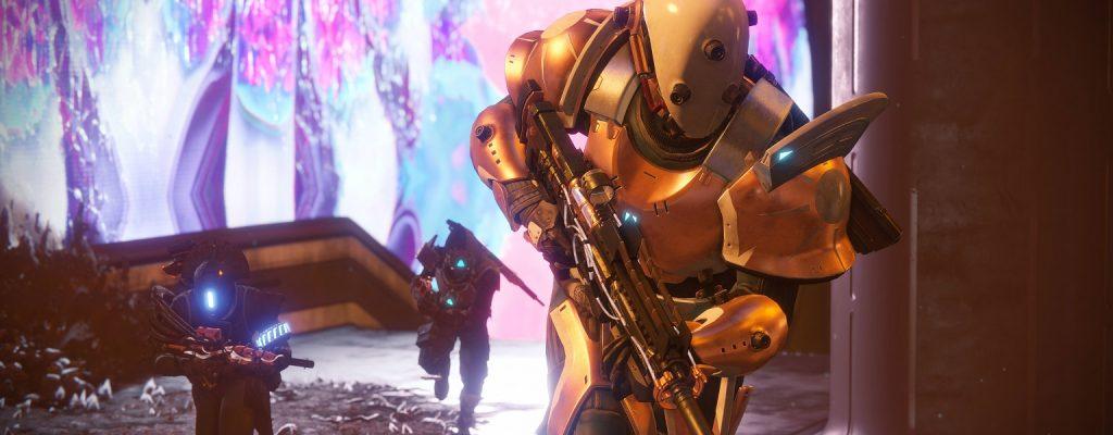 Destiny 2: Bungie gesteht Probleme mit den EXP – Und fixt das System